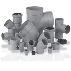 PVC (Tuberías y Accesorios)